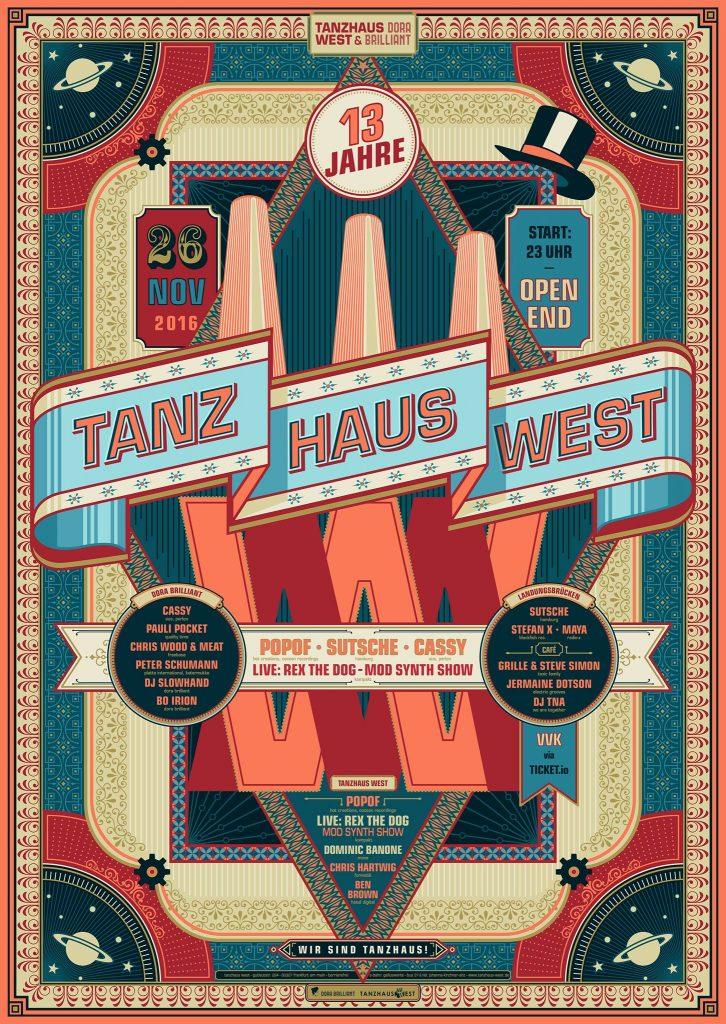 13Jahre Tanzhaus West