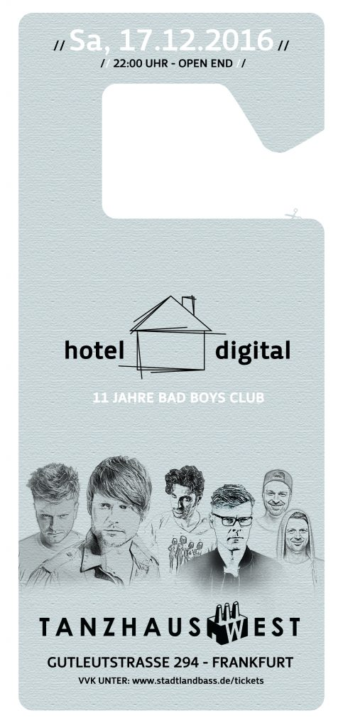 Hotel Digital Flyer 17.12.16 Front