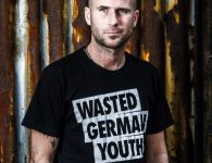 Sascha Lebemann Wasted German Youth