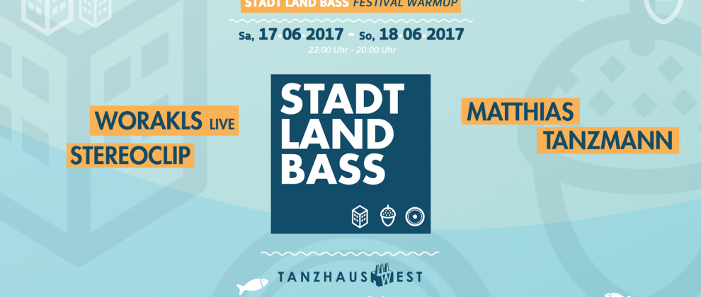 stadt land bass warmup
