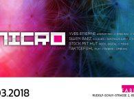MICRO /// 23. März 2018 /// Fabrik Limburg