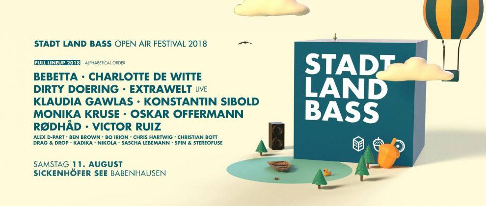 Stadt Land Bass Festival 2018